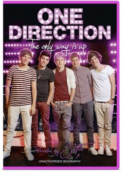 Couverture de One Direction: The Only Way Is Up