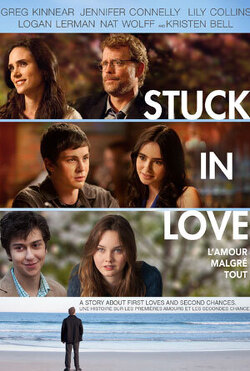 Couverture de Stuck in love