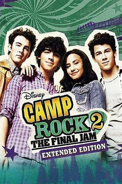 Couverture de Camp Rock 2