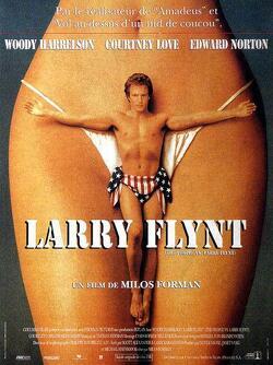 Couverture de Larry Flynt