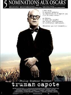 Couverture de Truman Capote