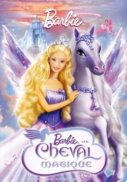 Couverture de Barbie et le Cheval magique