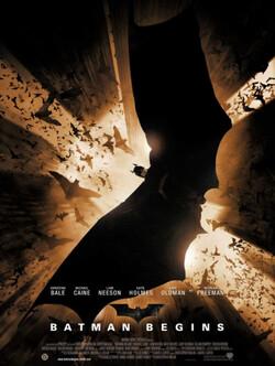 Couverture de Batman Begins