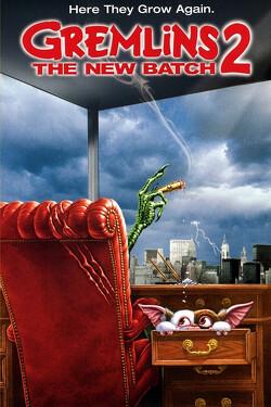 Couverture de Gremlins 2, la nouvelle génération