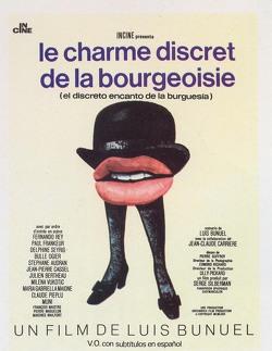 Couverture de Le Charme discret de la bourgeoisie