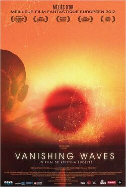 Couverture de Vanishing Waves