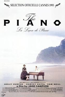 Couverture de La leçon de piano