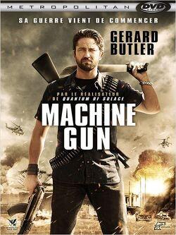 Couverture de Machine Gun