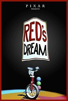 Couverture de Red's Dream