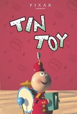 Couverture de Tin Toy