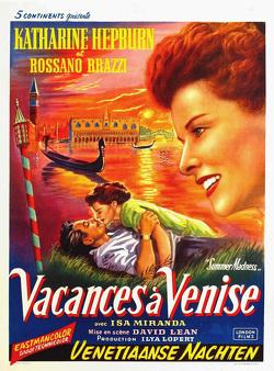 Couverture de Vacances à Venise