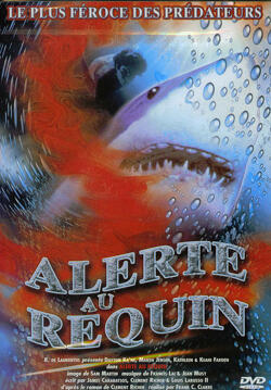 Couverture de Alerte au requin