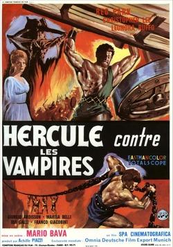 Couverture de Hercule contre les vampires