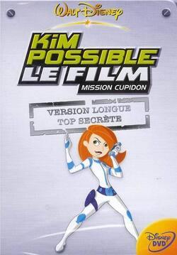 Couverture de Kim Possible : Mission Cupidon