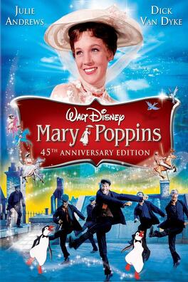 Couverture du livre : Mary Poppins