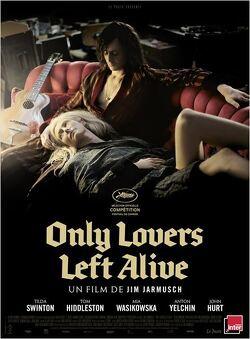 Couverture de Only Lovers Left Alive
