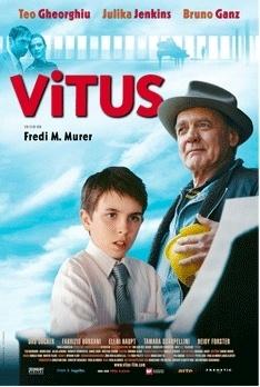 Couverture de Vitus