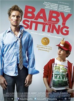 Couverture de Babysitting