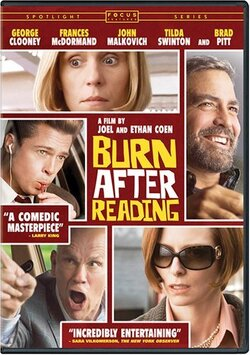 Couverture de Burn after reading
