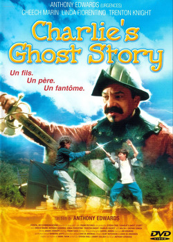 Couverture de charlie's ghost story