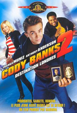 Couverture de Cody Banks agent secret 2 destination Londres