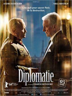 Couverture de Diplomatie