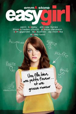 Couverture de Easy Girl
