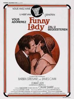 Couverture de Funny Lady