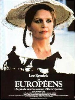 Couverture de Les Europeens