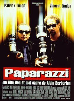 Couverture de Paparazzi