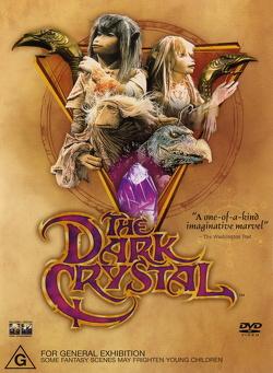 Couverture de Dark Crystal