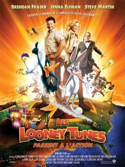 Couverture de Les Looney Tunes passent à l'action