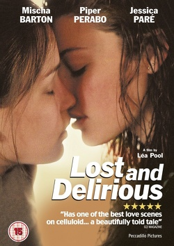 Couverture de Lost and Delirious