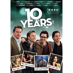 Couverture de Ten Years