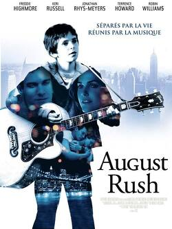 Couverture de August Rush