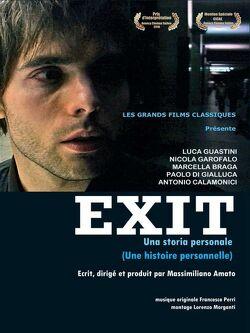 Couverture de Exit: Una Storia Personale