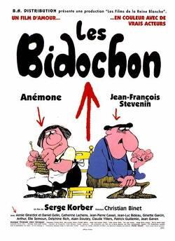 Couverture de Les Bidochon