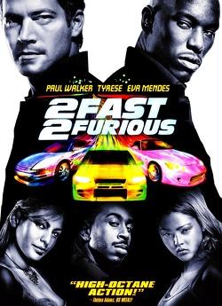Couverture de 2 Fast 2 Furious