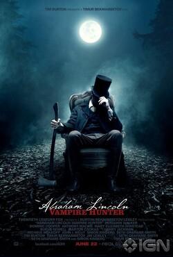 Couverture de Abraham Lincoln, chasseur de vampires