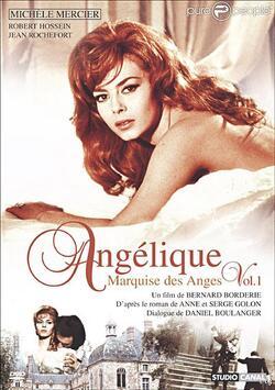 Couverture de Angélique 1 : Angélique, Marquise des Anges