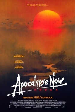 Couverture de Apocalypse now