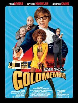 Couverture de Austin Powers dans Goldmember