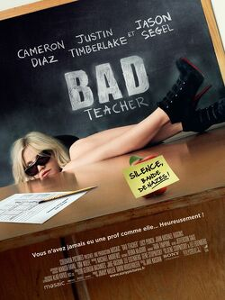 Couverture de Bad Teacher