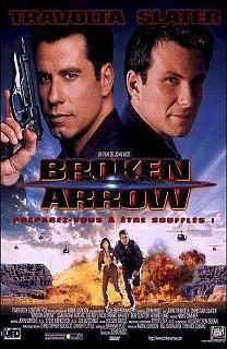 Couverture de Broken Arrow