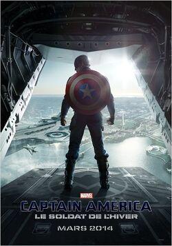 Couverture de Captain America, le soldat de l'hiver