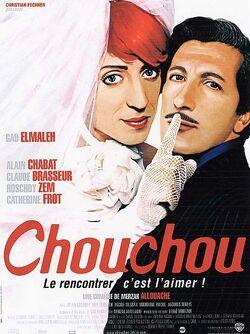 Couverture de Chouchou