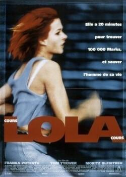 Couverture de Cours, Lola, cours