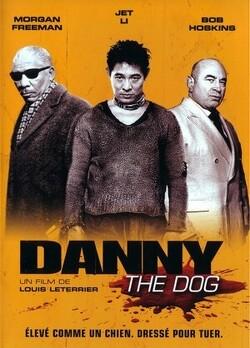Couverture de Danny the Dog