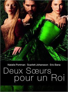 Couverture du livre : Deux soeurs pour un roi