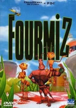 Couverture de Fourmiz